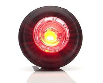 Strands Rautt LED stöðuljós